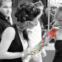 Tattooconvention Nürnberg