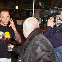 Tattoo convention Berlin