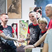 Tattoo Convention Bregenz 2012 im Festspielhaus Bregenz