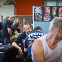 Tattoo Connvention Fürth 2012