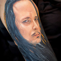 Dmitriy Samohin Tattoo Expo Zwickau 2013