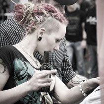 Tattoo convention Frankfurt 2013