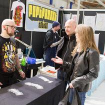 Tattoo convention Nürnberg 2012