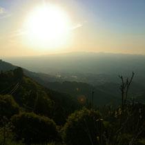 五ヶ瀬町桝形山からの眺め