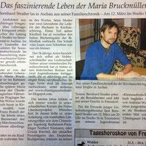 Traunsteiner Wochenblatt März 2013