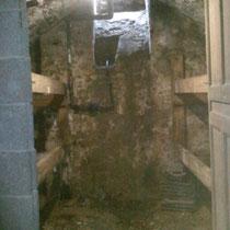 débarras d'une cave à Besançon, doubs, 25, APRÈS INTERVENTION....... entreprise AHLEN