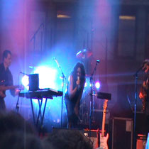 VIOLAMIRAGE zum Thüringen-Tag 2011 Avantgarde-Rock, Art-Rock,Dark-Rock