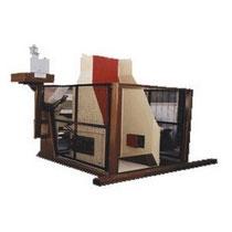 Basculeur hydraulique 150°, capacité 2000kg, double basculement, alimentation au sol
