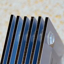 · motiv-untersetzer · aluminium-trägerplatte · yak © 2011 RK