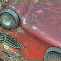 patina · #auto_skulpturen_park_neandertal · 2014-07-20-034 · yak © 2014 RK