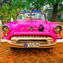 · foto-kunst-kalender 2018 · cuba vehicles · januar · yak © 2017 RK