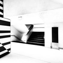 · kunst & baustelle · treppenhaus  · yak © 2014 RK