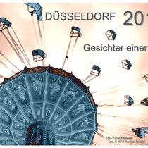 · foto-kunst-kalender 2015 · deckblatt · yak © 2014 RK