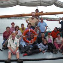 Palttbodenbootfahrt