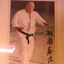 Kase Taiji Sensei