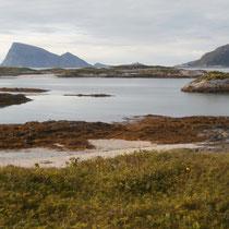 Auf den Lofoten / Norwegen.
