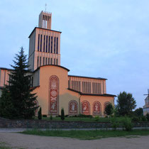 Kirche des kleinen Ortes