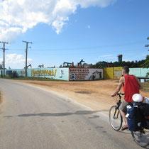 Die Ölfelder in Varadero