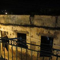 Ausblick aus Escis Wohnung
