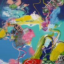 Pacific Dreams  120x150  (niet meer beschikbaar)