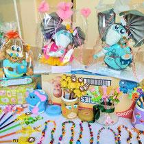 Chiara Duca articoli artigianali per bimbi e sculture di pannolini