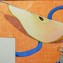 """""""Percorsi Diversi"""" nello spazio espositivo permanente della biblioteca a Rivergaro  presenta  """"UNA FIGURINAIA SI RACCONTA""""  dal 10 AL 30 marzo  Emanuela Bussolati  La mostra è a entrata libera,"""