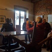 Arte e Nuovi Dialoghi - Terra dal 3 al 23 marzo   INAUGURAZIONE Domenica 03 Marzo ore 11  MUSEO DELLA STAMPA  Centro Studi Stampatori Ebrei Soncino  Martedì - Venerdì ore 10 - 12  Sabato e Domenica ore 10 - 13 e 15 - 18   Via Lanfranco, 6/8 - Soncino (CR)