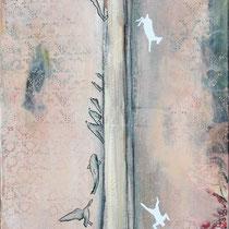 Finden / Verlieren, 120/50 cm, 2012