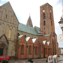 Dom in Ribe. Foto: J.Auer