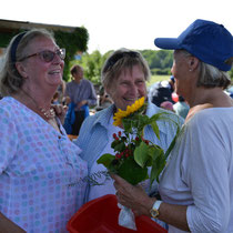 Grosse Freude beim Wiedersehen, Foto: F.Elster