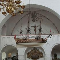 Blick in den Dom von Aarhus. Foto: J.Auer