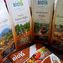 Pfeffersorten von Biova