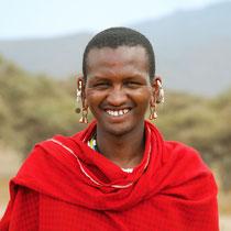 Häuptlingssohn der Massai, Tansania