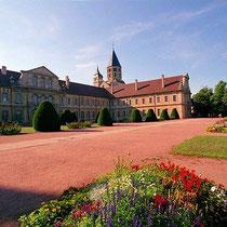 L' Abbaye de Cluny