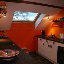 Küche, offen zum Salon  (Foto by artcorbou)