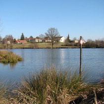 Lac de Montpont - 7km von Maison Libellule
