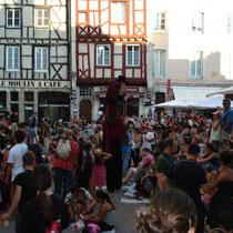 """Festival de rue """"Chalon dans les rues"""""""
