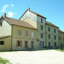 Mühle von Montjay - im Nachbarsort von La Chapelle-Thècle