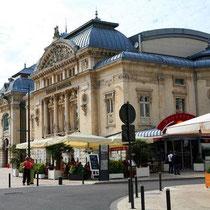 Das Theater von Bourg-en-Bresse