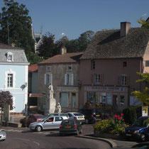 Cuisery - Le village des livres