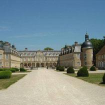 Ökomuseum der burgundischen Bresse im Schloss Pierre-de-Bresse