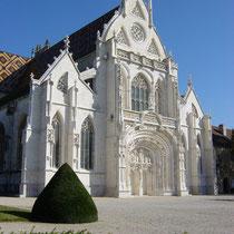 La cathedrale de Brou à Bourg-en-Bresse