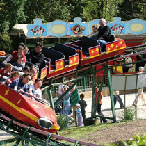 """Der """"Touroparc"""" bei Macon beherbergt gut 800 Tiere und bietet jede Menge an Attraktionen"""
