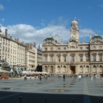 Place des Terreaux mit Hôtel de Ville