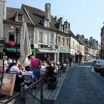 Rue d'Alsace - Innenstadt von Beaune