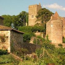 Le Château de Brancion