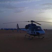 Helikopterflüge von Chalon, Macon oder Beaune aus