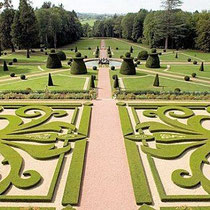 Jardin du Château Drée