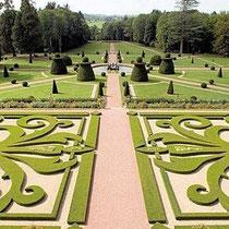 Jardin du Château de Drée