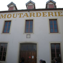 Moutarderie Fallot in Beaune